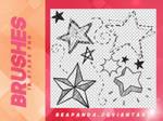 Brushes 022 // Stars