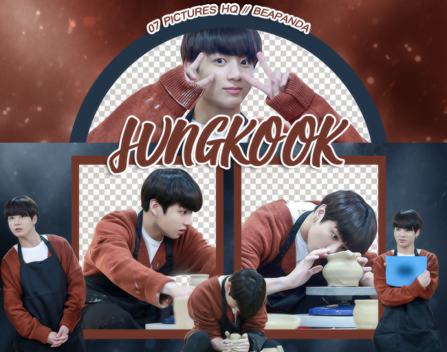 Pack Png 1019 // Jungkook (BTS) by BEAPANDA on DeviantArt
