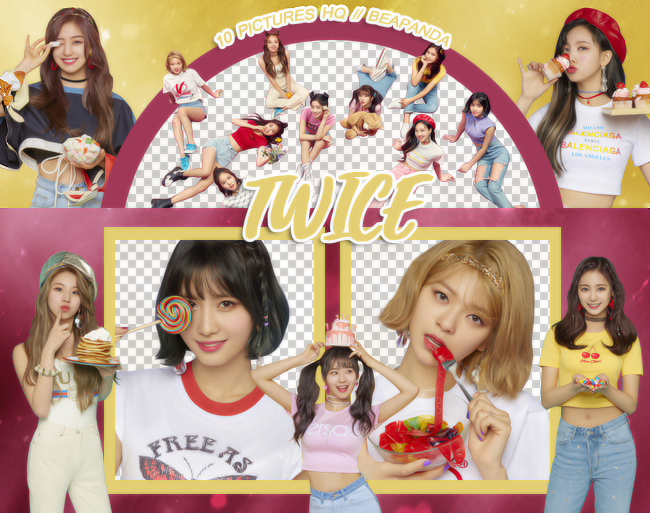 Pack Png 1023 // TWICE (What is Love) by BEAPANDA on DeviantArt