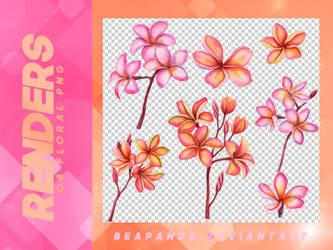 Renders 095 // Floral Pngs by BEAPANDA