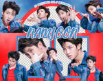 Pack Png 1079 // RM (BTS) (FAKE LOVE NAVER 2018)