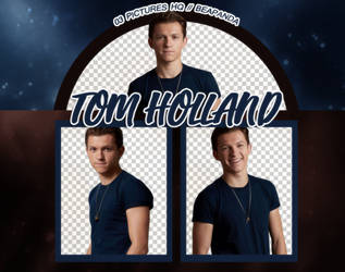 Pack Png 1088 // Tom Holland by BEAPANDA