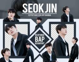 Pack Png 1115 // Jin (BTS) by BEAPANDA