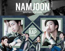 Pack Png 1136 // RM (BTS) by BEAPANDA