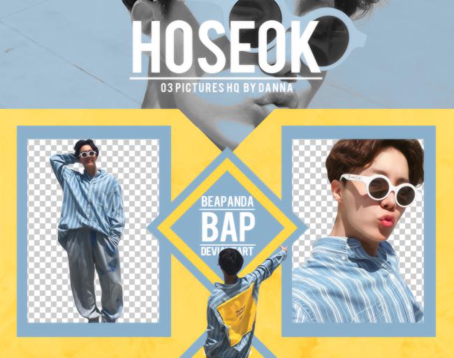 Pack Png 1152 // J-Hope (BTS) by BEAPANDA