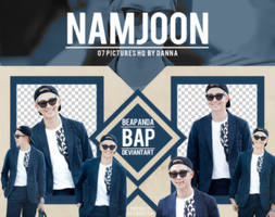 Pack Png 1156 // RM (BTS) by BEAPANDA