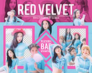 Pack Png 1170 // Red Velvet (#Cookie Jar)