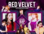 Pack Png 1169 // Red Velvet (#Cookie Jar) by BEAPANDA