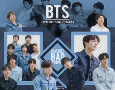PACK PNG | BTS (LYS - Tear) (Scketch Ver R)