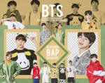 Pack Png 1172 // BTS (5TH ARMY ZIP)