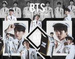 Pack Png 1173 // BTS (5TH ARMY ZIP)