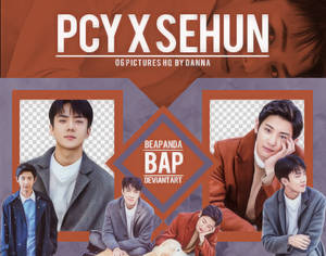 Pack Png 1179 // Chanyeol X Sehun (EXO)