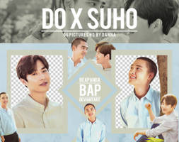 Pack Png 1780 // D.O X Suho (EXO)