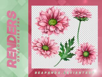 Render 137 // Flowers Pngs by BEAPANDA