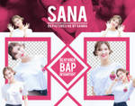 Pack Png 1204 // Sana (TWICE)