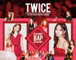 Pack Png 1205 // TWICE (Dance The Night Away)