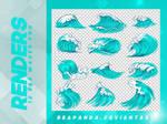Renders 148 // Sea Waves Pngs
