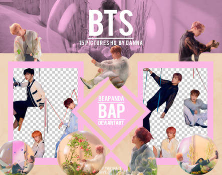 Pack Png 1214 // BTS (LY - Answer) E ver