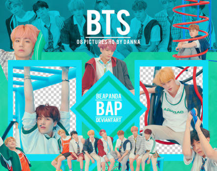 PACK PNG | BTS (Love Yourself - Answer) F ver