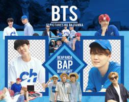 Pack Png 1222 // BTS (Summer Package 2018) by BEAPANDA