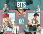 Pack Png 1223 // BTS (Summer Package 2018)