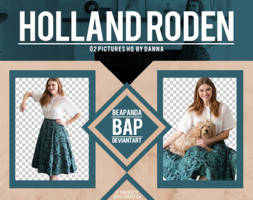 Pack Png 1238 // Holland Roden by BEAPANDA