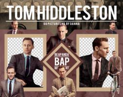 Pack Png 1299 // Tom Hiddleston by BEAPANDA
