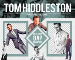 Pack Png 1296 // Tom Hiddleston by BEAPANDA