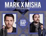 Pack Png 1294 // Misha Collins x Mark Sheppard
