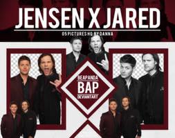 Pack Png 1295 // Jared Padalecki x Jensen Ackles by BEAPANDA