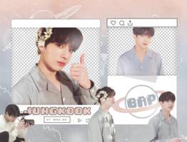 Pack Png 1328 // Jungkook (BTS) (LY Program) by BEAPANDA