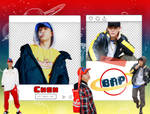 Pack Png 1343 // Chen (EXO) (MBL 2018)