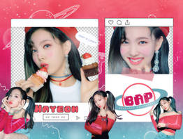 Pack Png 1421 // Nayeon (TWICE) (What Is Love) by BEAPANDA