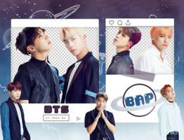 Pack Png 1377 // BTS (Fake Love) (Japanese Ver) by BEAPANDA