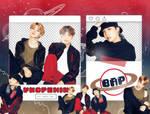 Pack Png 1383 // J-Hope x Jimin x V (BTS)