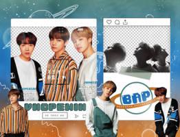 Pack Png 1412 // J-Hope x V x Jimin (BTS) by BEAPANDA