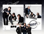 Pack Png 1448 // Supernatural Cast