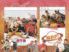 Pack Png 1483 // BTS (NOW 3 Chicago) by BEAPANDA