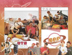 Pack Png 1483 // BTS (NOW 3 Chicago)