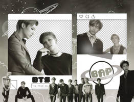 Pack Png 1479 // BTS (NOW 3 Chicago) by BEAPANDA
