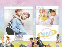 Pack Png 1482 // BTS (NOW 3 Chicago) by BEAPANDA