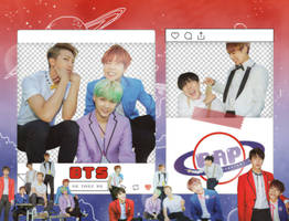 Pack Png 1480 // BTS (NOW 3 Chicago) by BEAPANDA