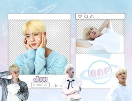 Pack Png 1490 // Jin (BTS) (Season Greeting 2019) by BEAPANDA