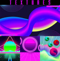 Textures 081 // Neon by BEAPANDA