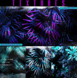 Textures 078 // Tropical Night by BEAPANDA