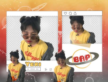 Pack Png 1512 // Yeri (Red Velvet)