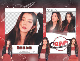Pack Png 1502 // Irene (Season Greeting 2019) by BEAPANDA