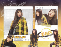 Pack Png 1505 // Seulgi (Season Greeting 2019) by BEAPANDA
