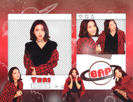 Pack Png 1504 // Yeri (Season Greeting 2019) by BEAPANDA