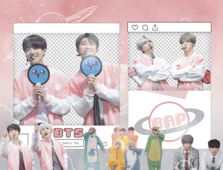 Pack Png 1587 // BTS (4th Muster)